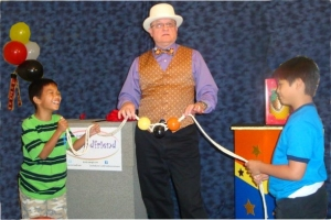 MrGoodfriend - birthday party magician in Allen, TX
