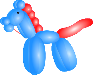 Hire Children's Party Entertainment - Balloon Artist