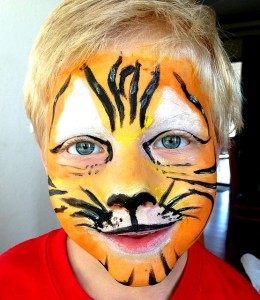 Hire Children's Party Entertainment - Face Painter